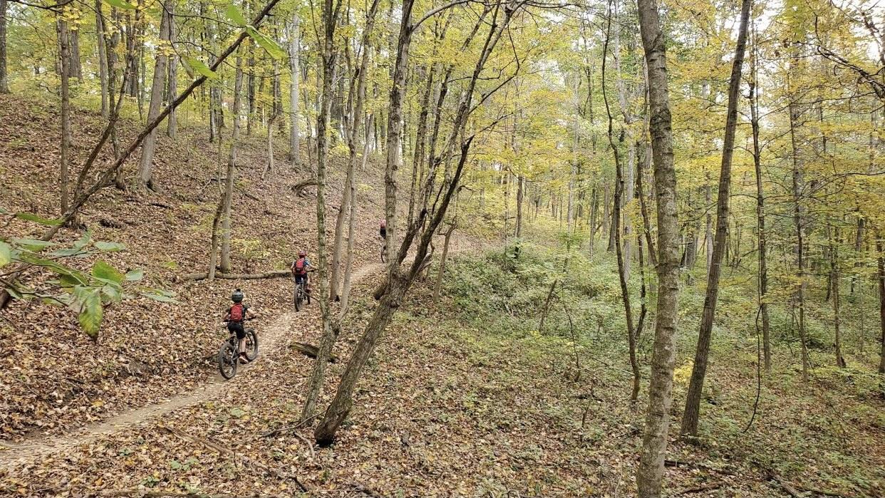 Baileys Trail System